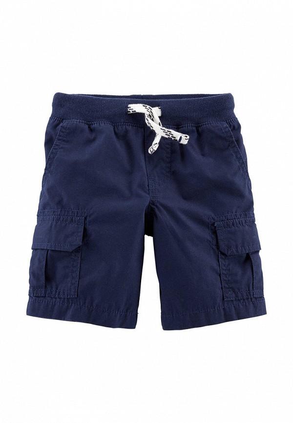 шорты carter's для мальчика, синие