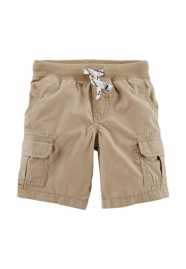 шорты carter's для мальчика, бежевые