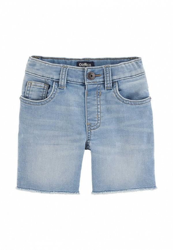 шорты oshkosh для мальчика, синие