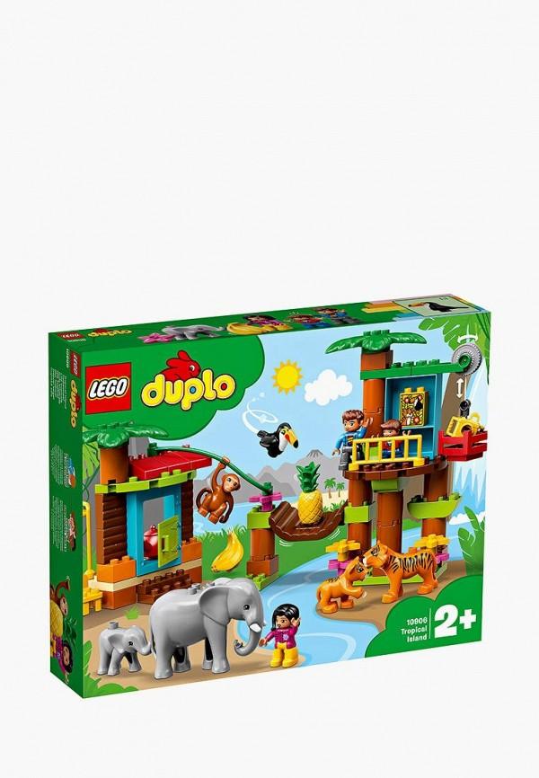 Конструктор DUPLO LEGO LEGO MP002XB00GEV цена