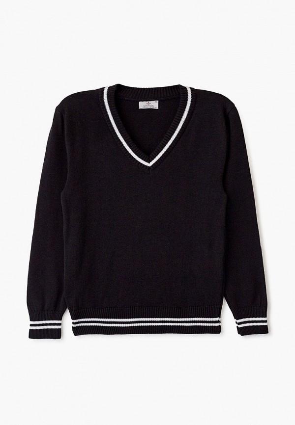 Пуловер Stenser Stenser  черный фото