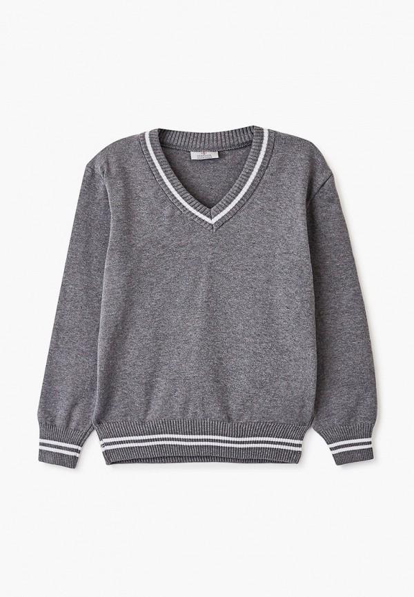 Пуловер Stenser Stenser  серый фото