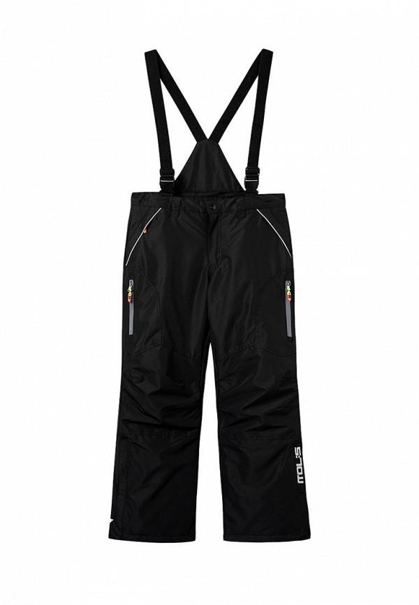 утепленные брюки coccodrillo для мальчика, черные