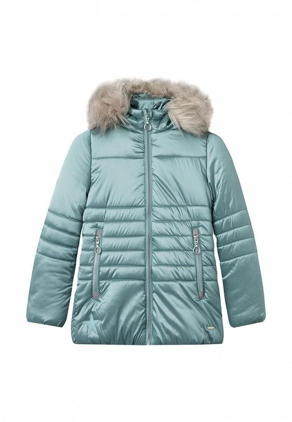 утепленные куртка coccodrillo для мальчика, бирюзовая