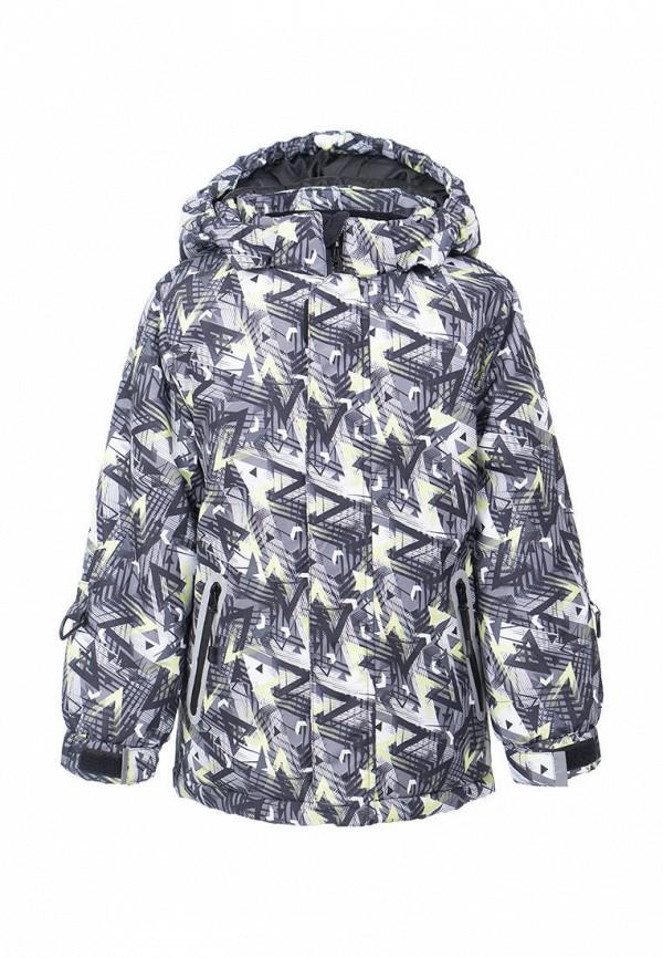 утепленные куртка playtoday для мальчика, серая