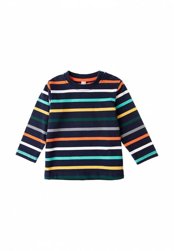 лонгслив playtoday для мальчика, разноцветный