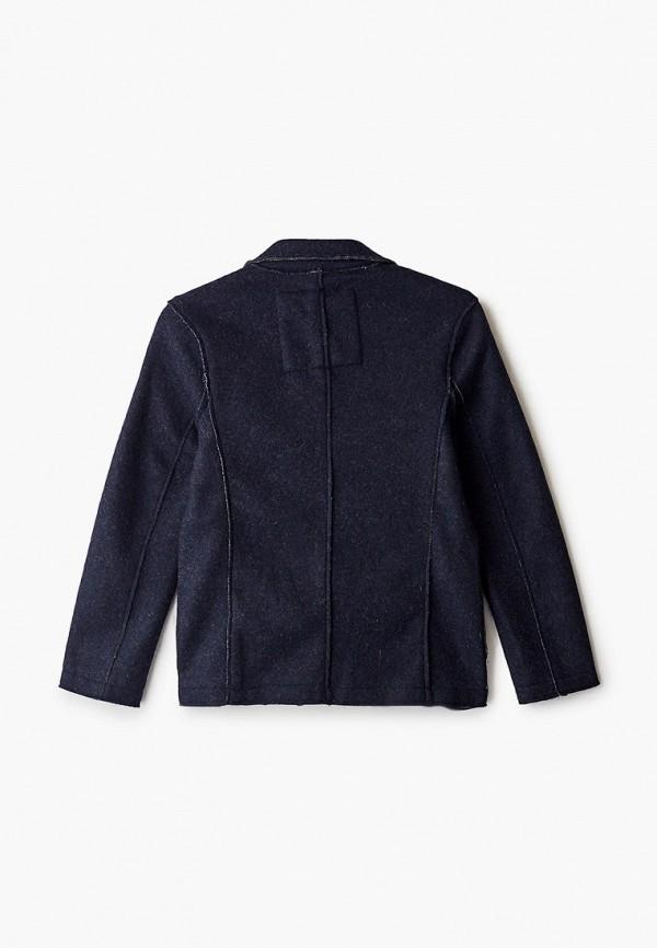 Пиджак для мальчика Sarabanda цвет синий  Фото 2
