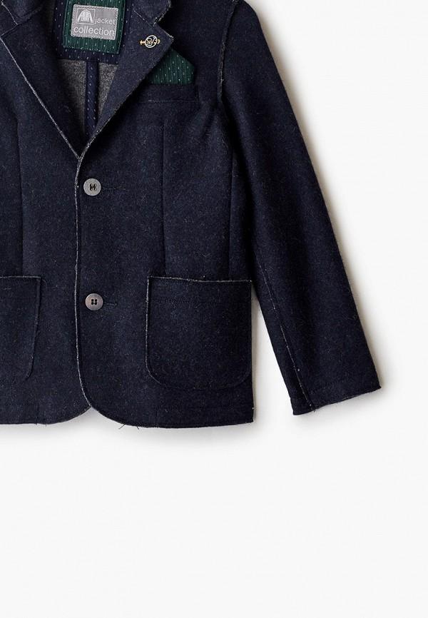 Пиджак для мальчика Sarabanda цвет синий  Фото 3