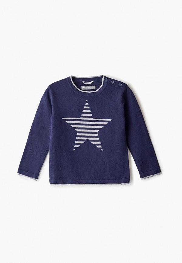 Джемпер для мальчика Sarabanda цвет синий