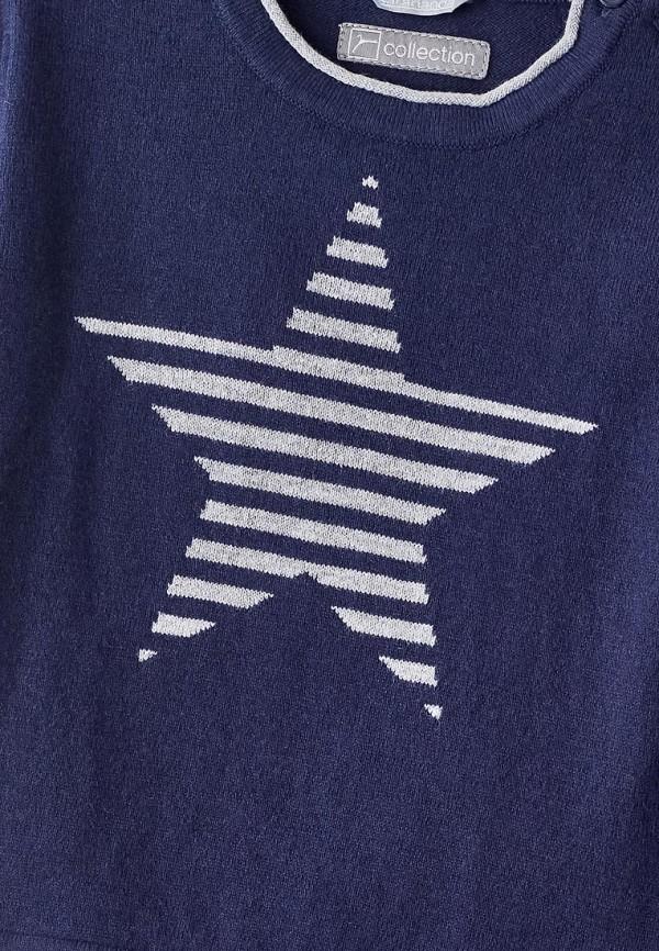 Джемпер для мальчика Sarabanda цвет синий  Фото 3