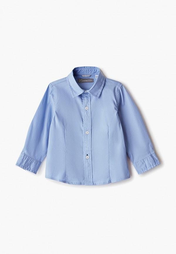 Рубашка для мальчика Sarabanda цвет голубой