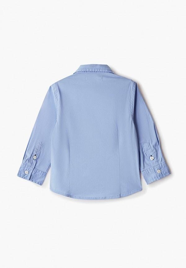 Рубашка для мальчика Sarabanda цвет голубой  Фото 2