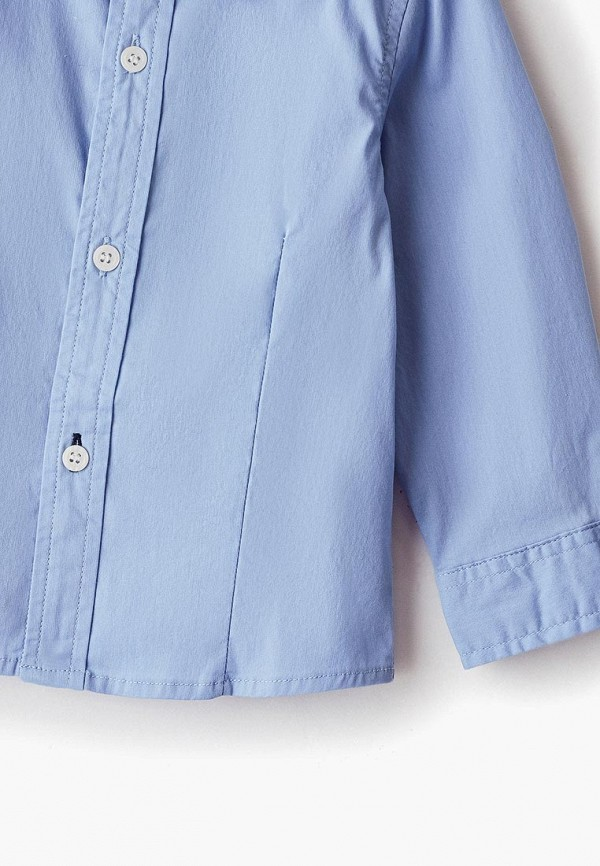 Рубашка для мальчика Sarabanda цвет голубой  Фото 3