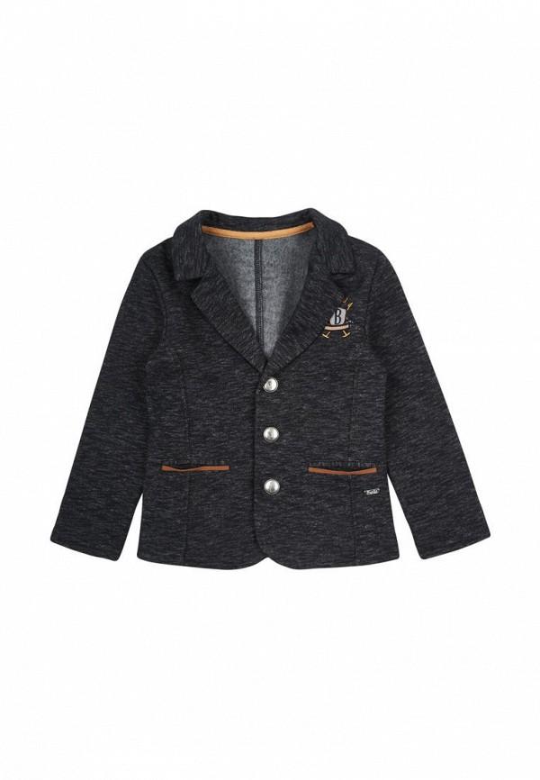 пиджак бемби для мальчика, серый