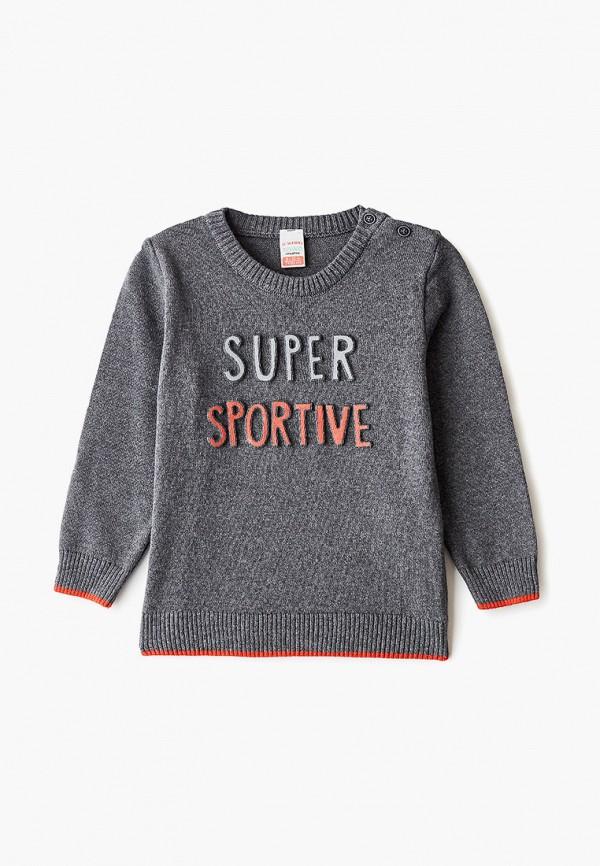 пуловер lc waikiki для мальчика, серый