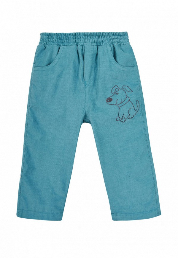 брюки бемби для мальчика, голубые