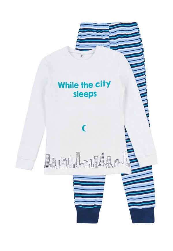 пижама garnamama для мальчика, разноцветная