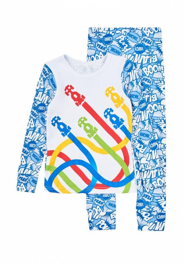пижама вітуся для мальчика, голубая