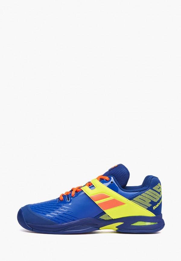 кроссовки babolat для мальчика, синие