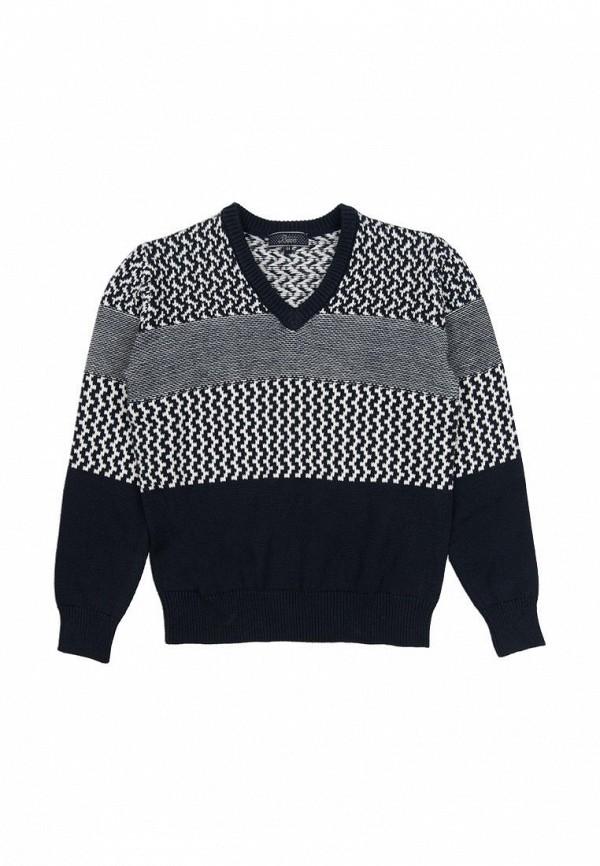 пуловер born для мальчика, синий