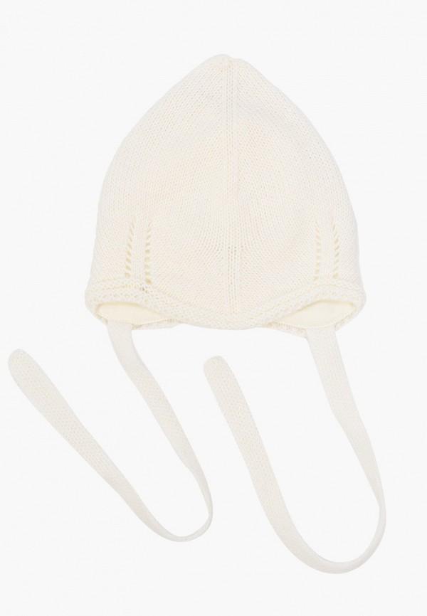 шапка artel для мальчика, белая