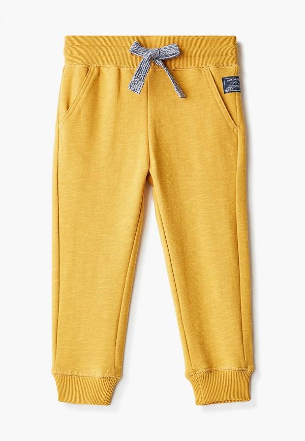спортивные брюки sela для мальчика, желтые