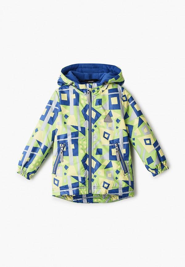 утепленные куртка saima для мальчика, разноцветная