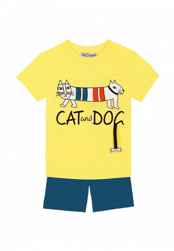 спортивный костюм bell bimbo для мальчика, разноцветный