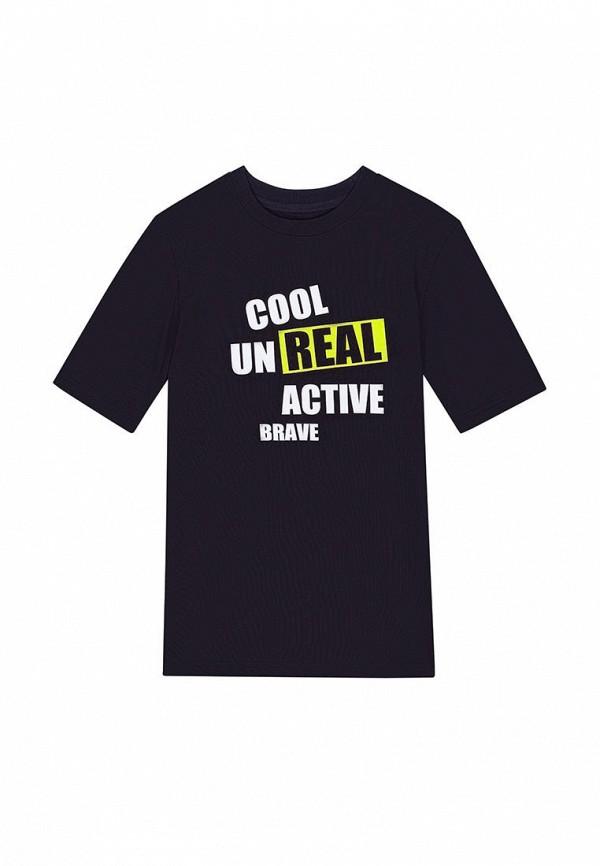 футболка с коротким рукавом bell bimbo для мальчика, черная