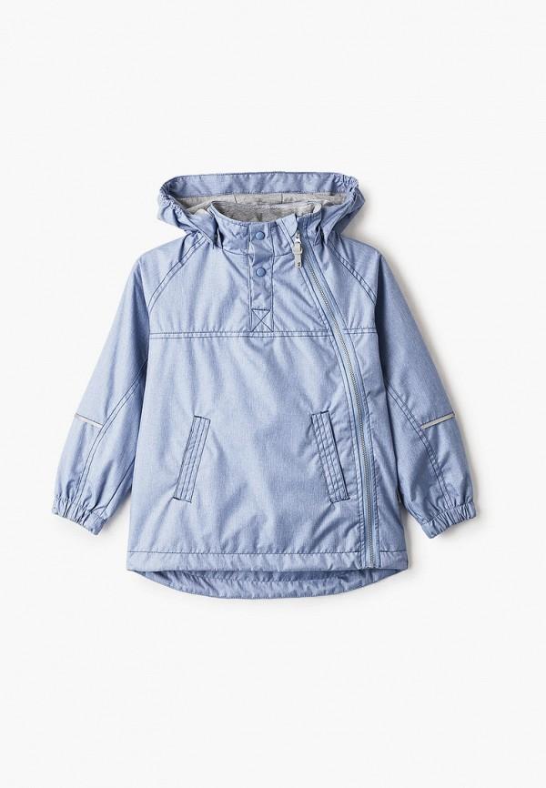 легкие куртка nikastyle для мальчика, голубая