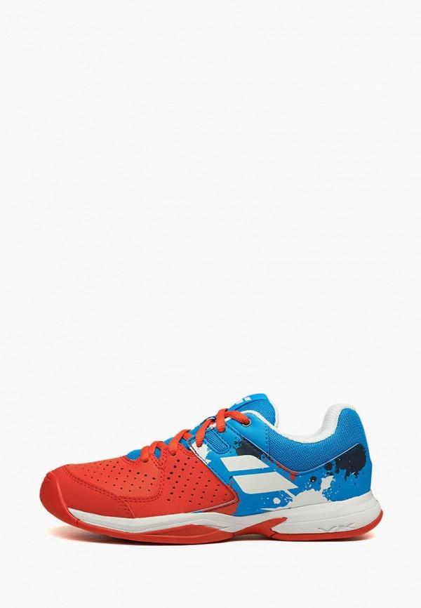 кроссовки babolat для мальчика, разноцветные