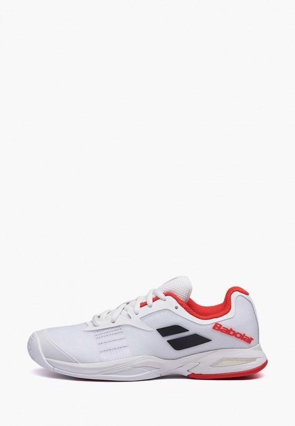 кроссовки babolat для мальчика, белые
