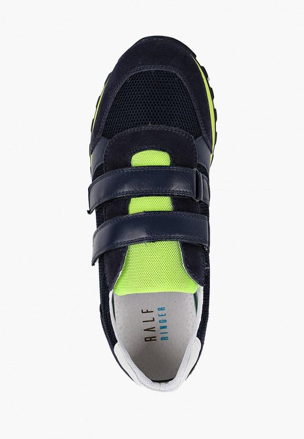 Кроссовки для мальчика Ralf Ringer цвет синий  Фото 4