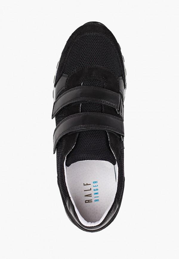 Кроссовки для мальчика Ralf Ringer цвет черный  Фото 4