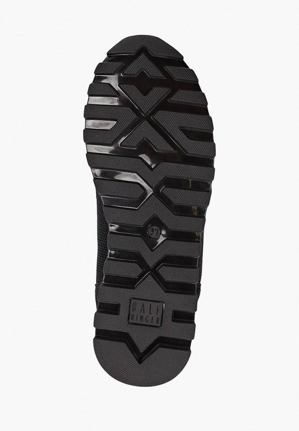Кроссовки для мальчика Ralf Ringer цвет черный  Фото 5