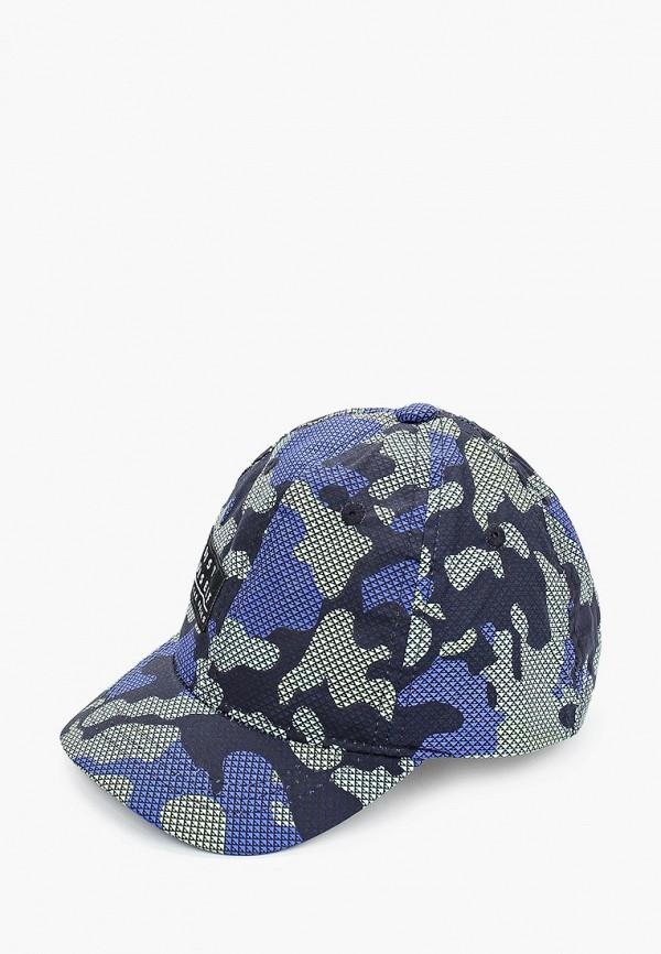 бейсболка coccodrillo для мальчика, синяя