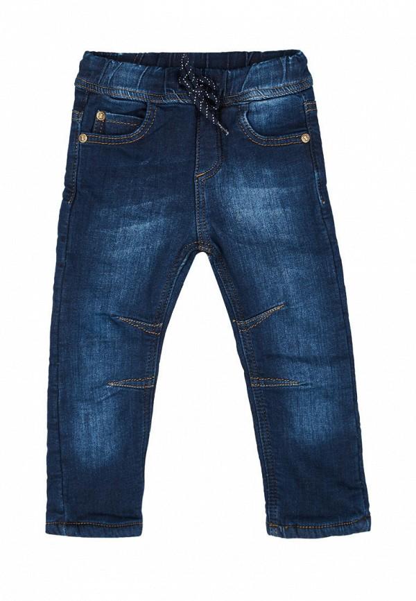 джинсы бемби для мальчика, синие