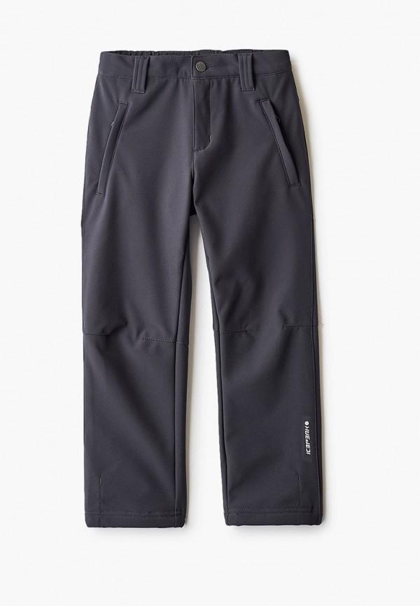 брюки icepeak для мальчика, серые
