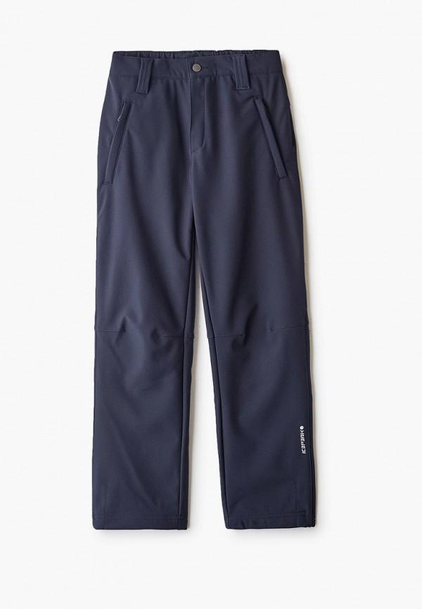 брюки icepeak для мальчика, синие