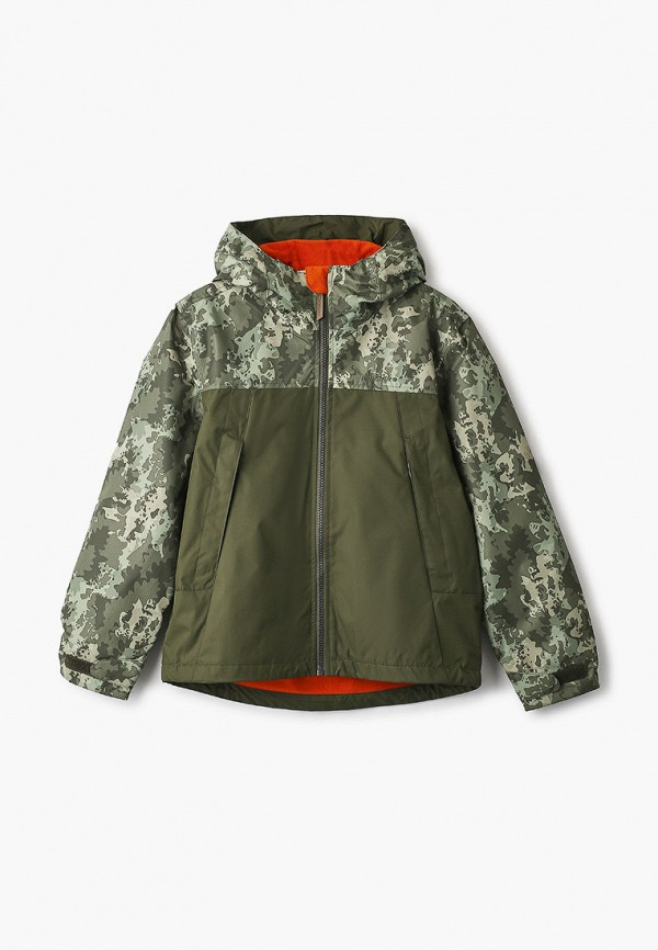 легкие куртка icepeak для мальчика, хаки