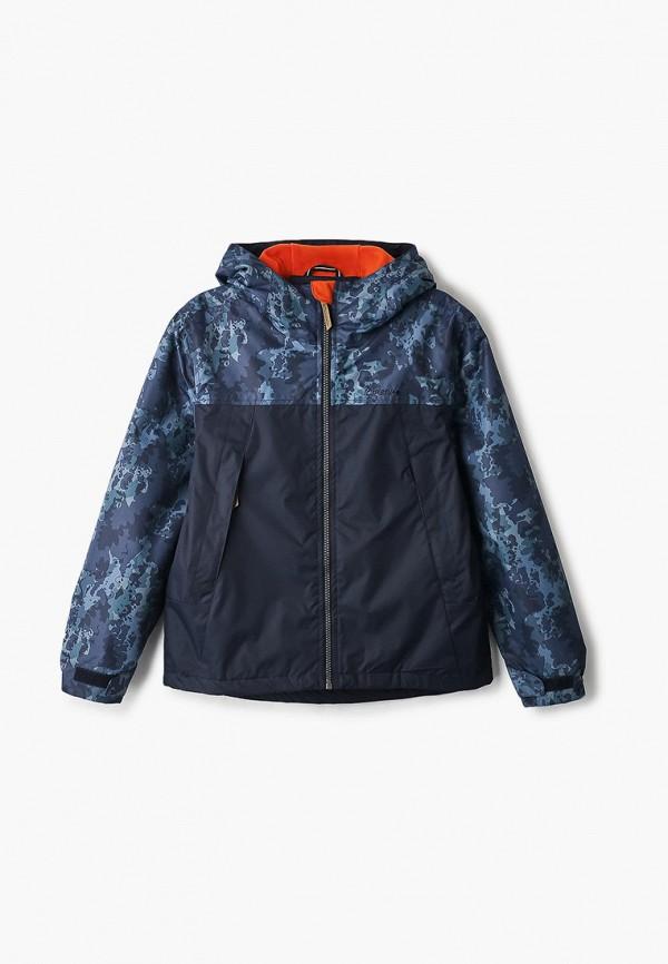 легкие куртка icepeak для мальчика, синяя