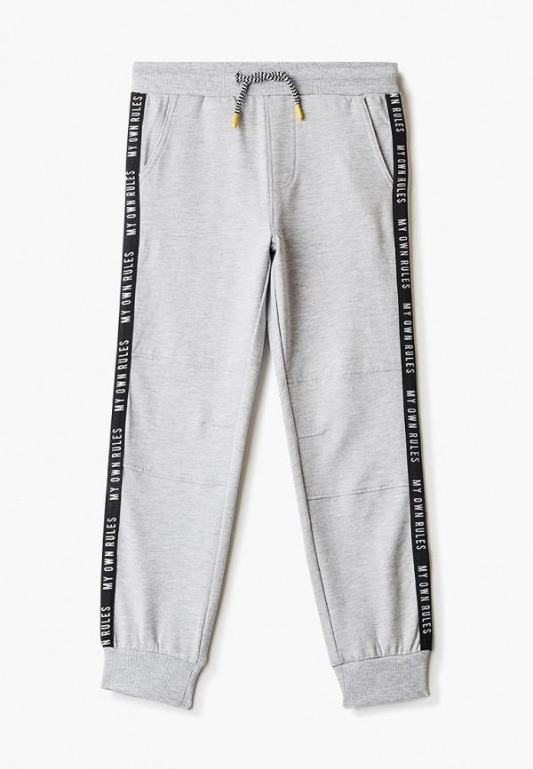 спортивные брюки coccodrillo для мальчика, серые