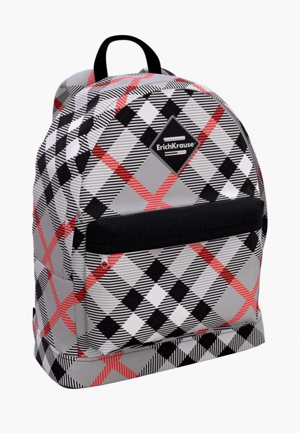 рюкзак erichkrause® для мальчика, серый