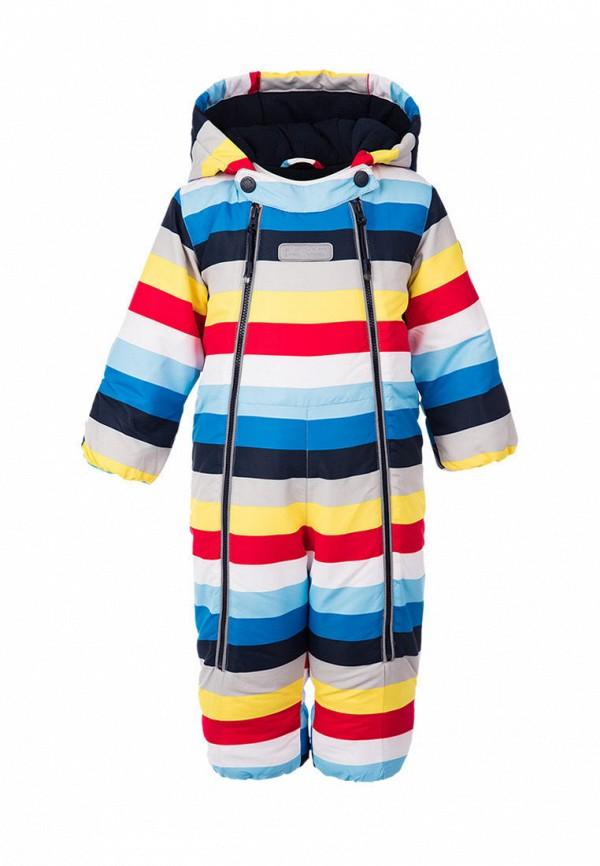 комбинезоны и костюмы playtoday для мальчика, разноцветные