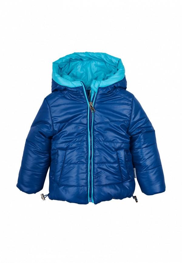 куртка одягайко для мальчика, синяя