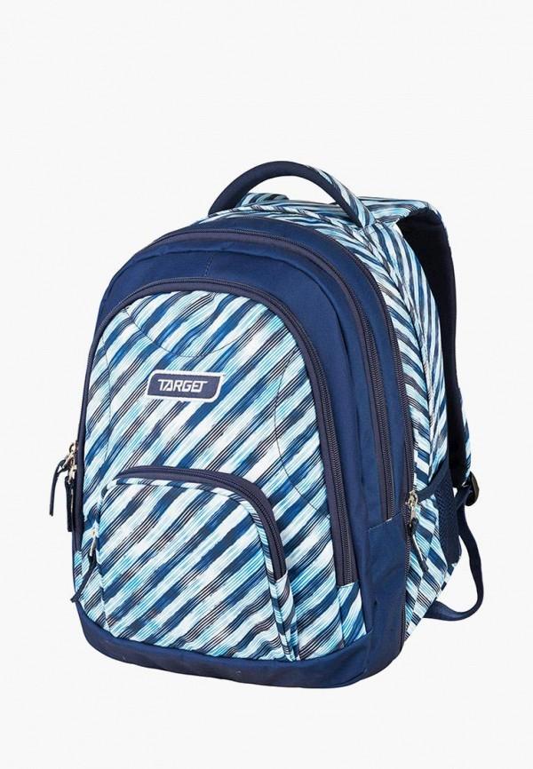рюкзак target для мальчика, синий