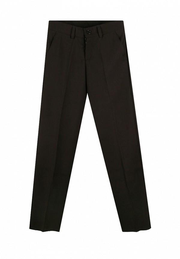 брюки kat для мальчика, черные