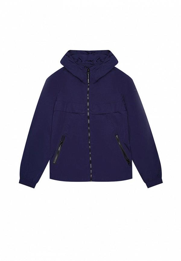 легкие куртка le temps des cerises для мальчика, синяя