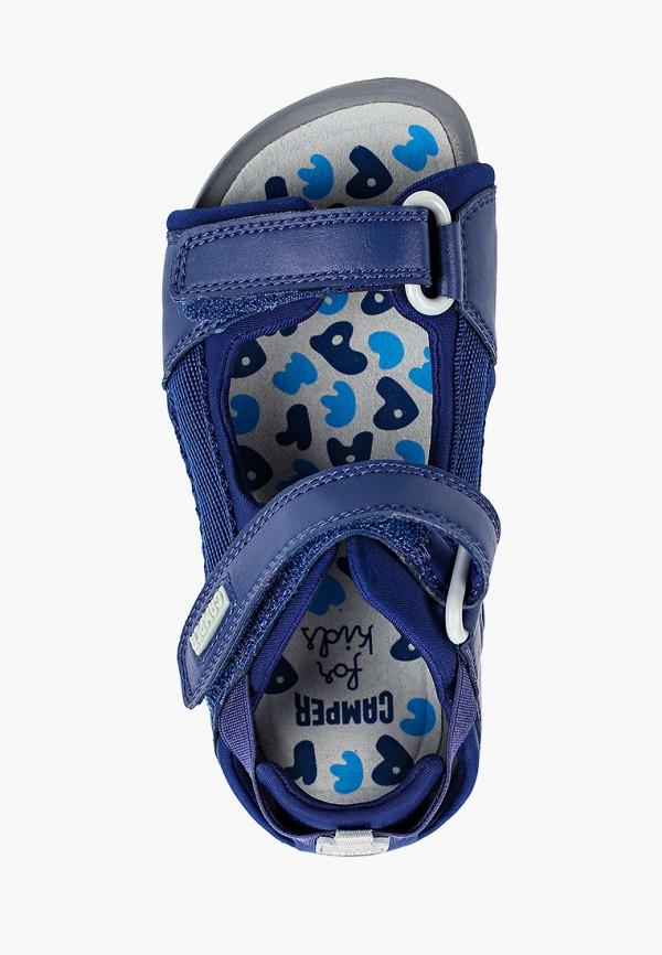 Сандалии Camper синий  MP002XB00L62