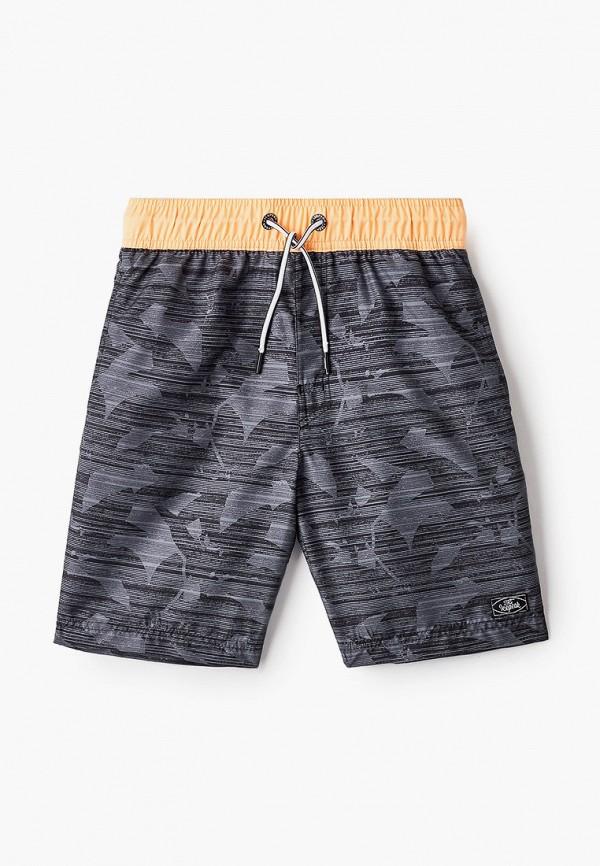 спортивные шорты icepeak для мальчика, серые